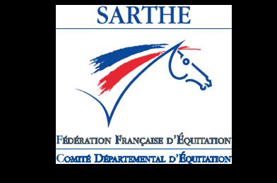 Logo ffe sarthe